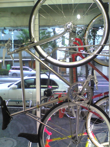 Sexon Super Peace, fixed gear shop
