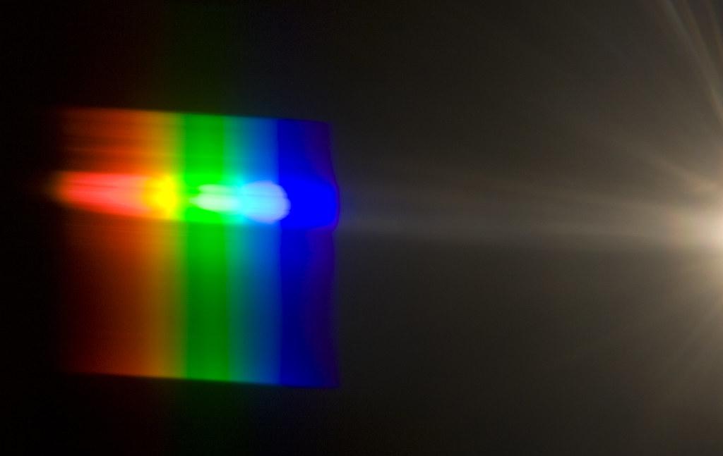 Halogen spectrum -- whoops!
