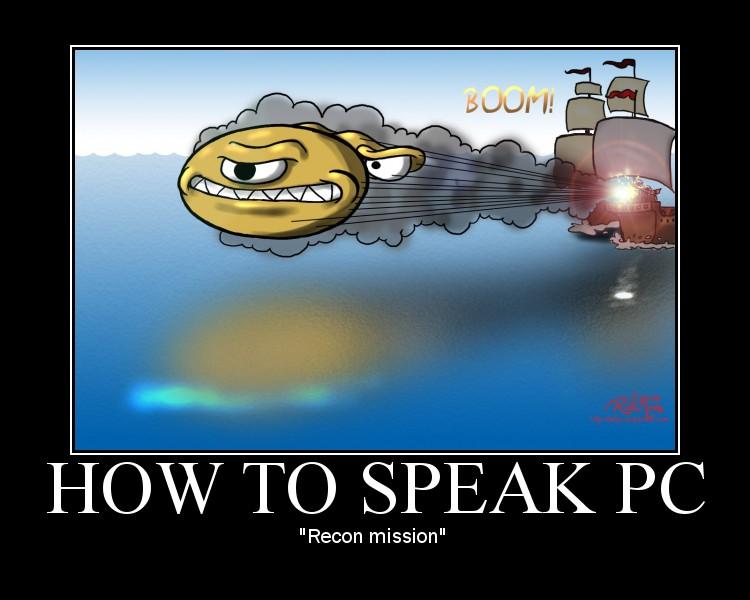 L'image vient dune des scènes du webcomic. Et oui, quelqu'un a bien tiré un beholder depuis un canon de marine...