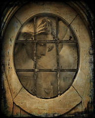 until someday (tljessup) Tags: door window angel religious photography heaven ebsq digitalart mother divine ethereal weathered aged spiritual angelic poe heavenly guardian mourn missed celestial inmemoryof notw subterraart tljessup