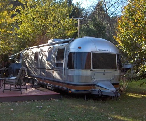 1994 60th Anniversary 34 foot Airstream
