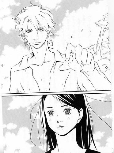 Twilight-Book 2-Japanese-Edward & Bella por hvyilnr.