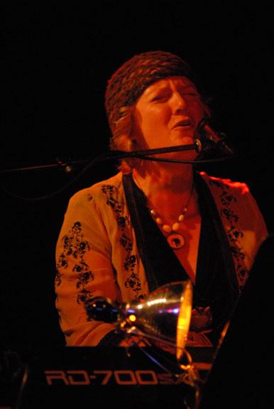 Monica Pasqual rocks the mati rose + moodswing necklace