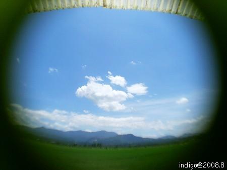 雲朵 (by indigo@Taiwan)