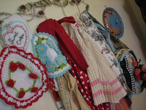crochet by Lallee