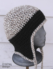 Free Cable Ear Flap Knitting Patterns, Ravelry: Master Charles