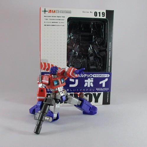Transformers Optimus Prime (Convoy) G1 Revoltech