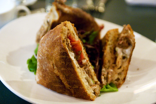 italian farmhouse panini