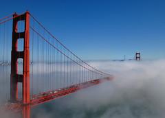 San Francisco - The Golden Gate (SlapBcn) Tags: sanfrancisco california face goldengatebridge slap frisco abigfave canong7 slapbcn usaroadtripcoasttocoast