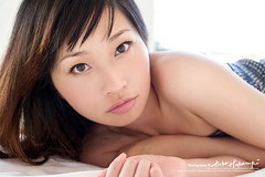 Eve (AehoHikaruki) Tags: life light portrait people cute girl beautiful face fashion asian hotel photo nice interesting asia photos sweet album great chinese taiwan olympus lazy taipei lovely  naturalbeauty e1     beautyshoots