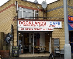 Picture of Docklands Cafe, SE16 2AA