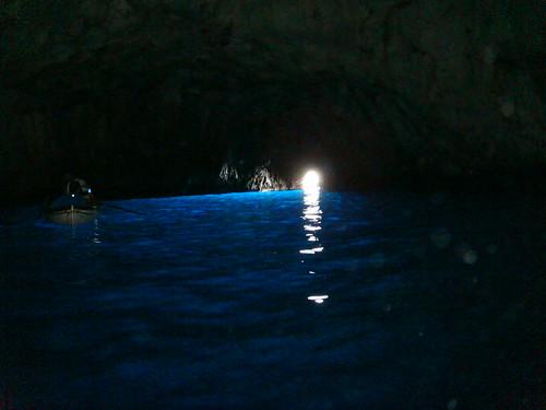 Grotta Azzurra - Gruta Azul - Capri