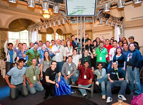 Nokia Open Lab attendees photo
