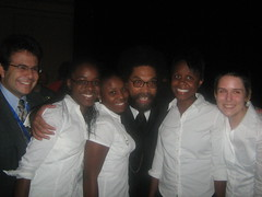 SLA Meets Cornell West