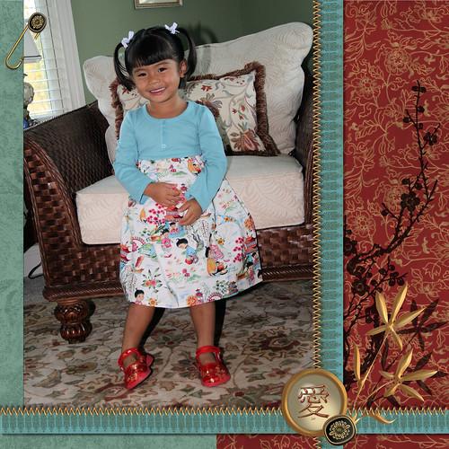092108 Mia Chinese Dress