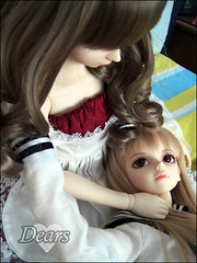 Cagalli and Arisa (karinya) Tags: volks tae sd10 anais kun arisa cagalli
