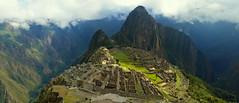 Machu Picchu, la carte postale