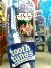 Star Wars Tooth Tunes