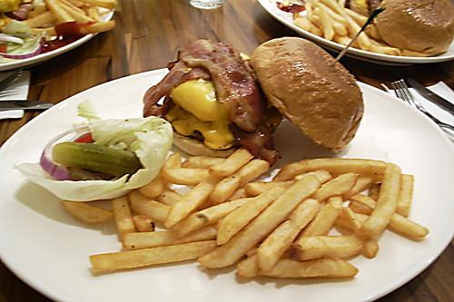 Jumbo漢堡