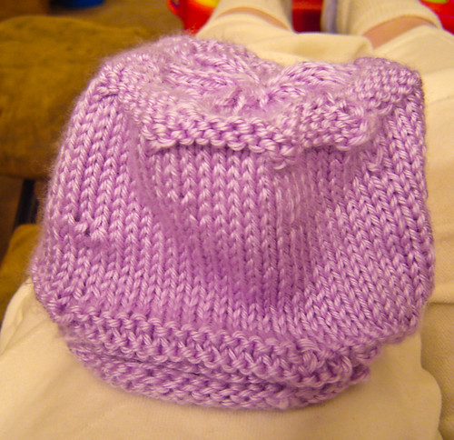 Finished Baby Hat