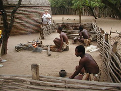 Zulu smithy
