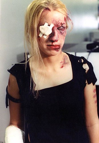 Injury Makeup by Lee Joyner