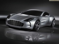 Aston Martin One-77 2009 (Syed Zaeem) Tags: wallpaper cars car martin wallpapers 2009 aston one77 getcarwallpapers