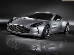 Aston Martin One-77 2009 (Syed Zaeem) Tags: wallpaper cars car martin wallpapers 2009 aston one77 getcarwallpapers