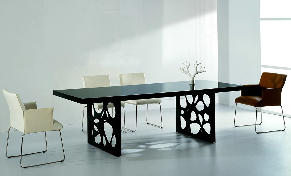 TD1115 + CT98A + CY98 Dining Table + Chair