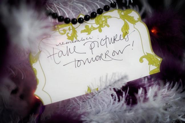 December Reminder