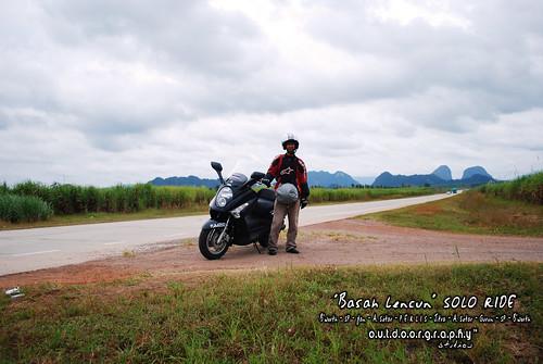 Basah Lencun Ride : Ladang Tebu Chuping #2