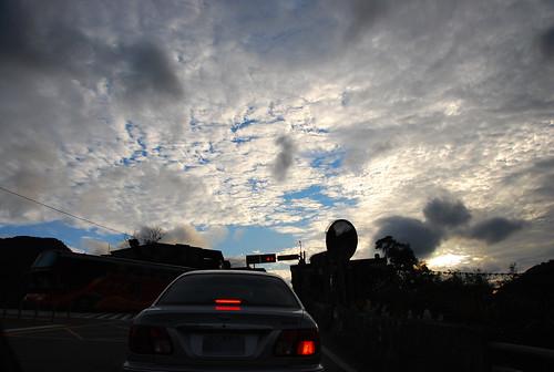 真不錯的雲