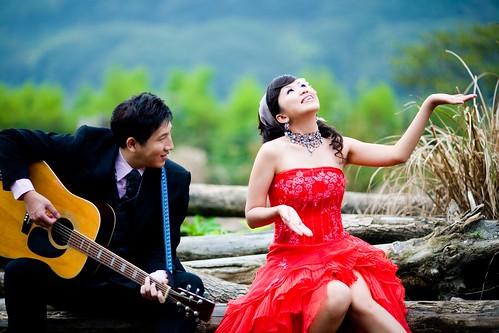 美麗的婚紗照022