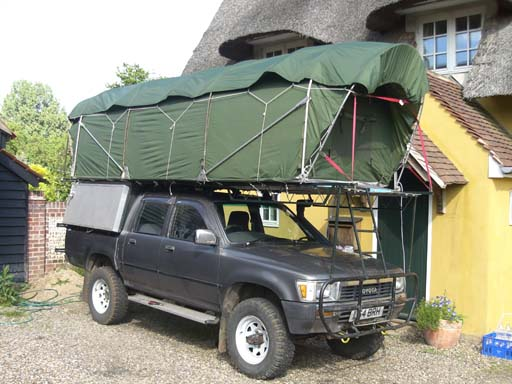 Home Made Rooftents