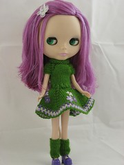 New Dress from DollyStory