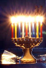 Project 366 - 363/366 Happy Hanukkah (The Suss-Man (Mike)) Tags: sony chanukah explore a200 hanukkah menorah thesussman project3662008