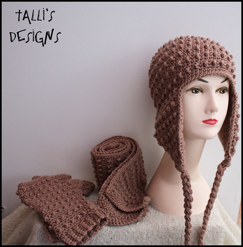 Cafe Latte Hori Bobbles Set (by tallybates)