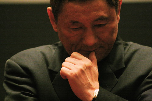 Kitano considers