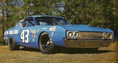 1969 Ford Torino Talladega / #43 Richard Petty (Custom_Cab) Tags: ford 1969 car race racecar torino cobra racing richard nascar 43 stockcar talladega petty vinatge richardpetty pettys