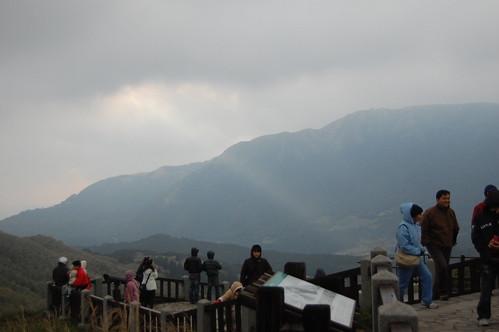 2009-01-01 新年第一天就去爬七星山 068