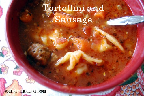 tortellini sausage - Page 215