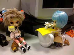 My day at work... (JeffC75) Tags: dal planning jun monomono cinnamaroll