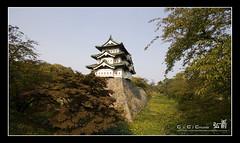 200810_hirosaki_012_f_s (C_C_C) Tags: building japan palace hirosaki