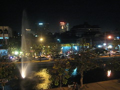 River side in Chiang Mai