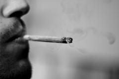 Un peu de fumée...