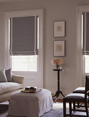 Farrow & Ball 'Pavilion Gray': Lovely neutral + calm monochrome palette
