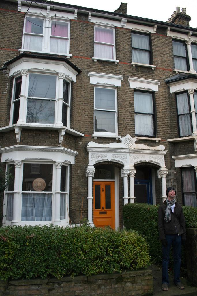 Angus and Heather's House