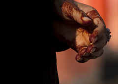 Henna on a woman hand, Oman (Eric Lafforgue) Tags: people color colour tourism horizontal closeup hand interior interieur muslim main arabic indoors arabia inside henne tatoo peninsula oman ramadan couleur hena beduin bedouin grosplan tatouage bedu musulman omn  omani bedouine arabie  colorpicture dedans 8749 lafforgue arabianpeninsula photocouleur sinaw om  omo umman omaan vueinterieure colourpicture   omanais   omna omanas umn