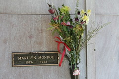 Grave of Marilyn Monroe