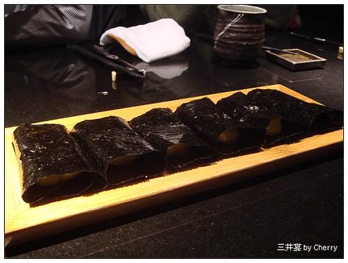 你拍攝的 三井宴-09。
